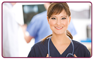 Professional and licensed nurses and respiratory therapists