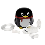 Neb-U-Tyke Penguin Nebulizer Compressor - This colorful, fun nebulizer compressor is ideal for children.&n