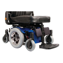 Quickie® Pulse™ Power Wheel Chair - Image Number 35202
