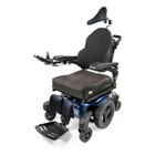 Quickie® QM-7 Series Power Wheel Chair - Experience it to believe it!